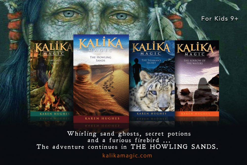Kalika Magic Books for Kids